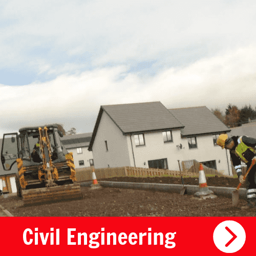 Civil Engineering Scotland | Robert Smith Contractors