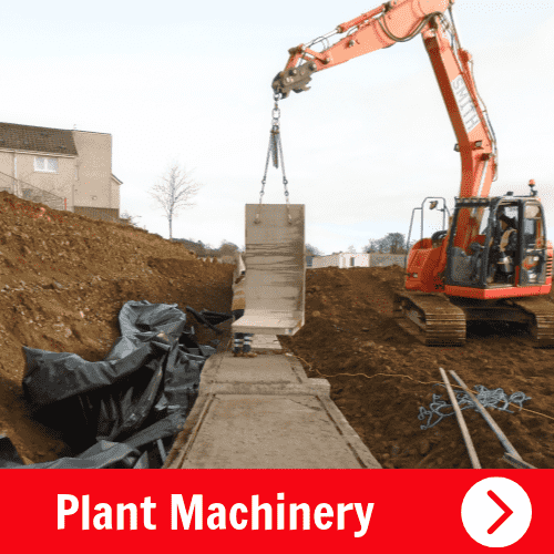 Plant Machinery Hire | Robert Smith Blairgowrie
